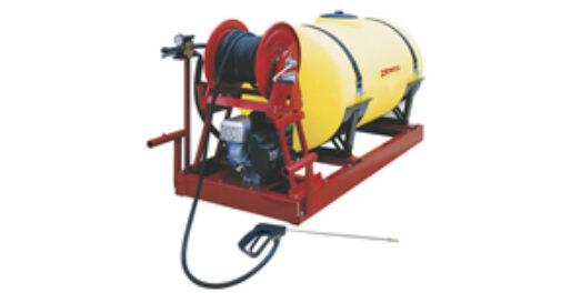 110 Pro Series Skid ATV  sprayer