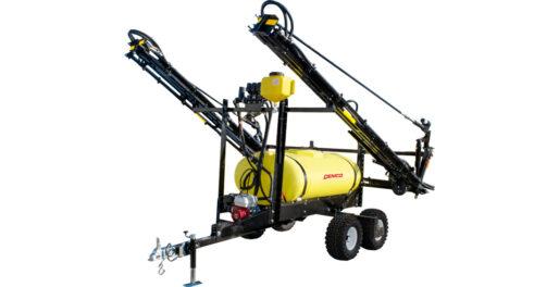 200 gallon ATV sprayer with Boom