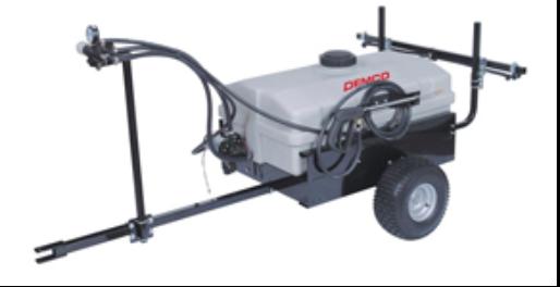 40 gallon Pro Series Pull Sprayer
