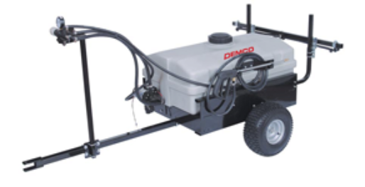 40 gallon Pro Series Pull  ATV Sprayer