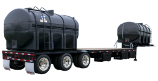 48' Liquid Tender Trailer