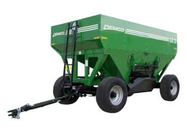Green 500 SS Grain Wagon
