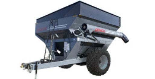 750 bushel Demco grain cart