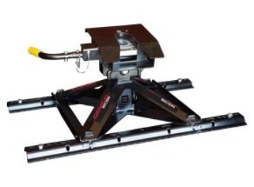 8550044 Recon 5th Wheel Hitch with Rails