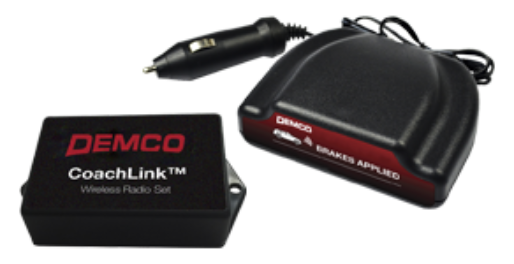 Wireless Coachlink Braking Systems for Towed Vehicles