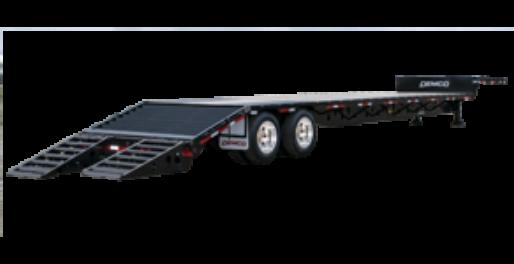 Tandem Axle Drop Deck Trailer