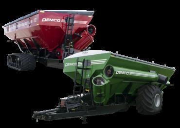 1122 and 1322 Grain Carts