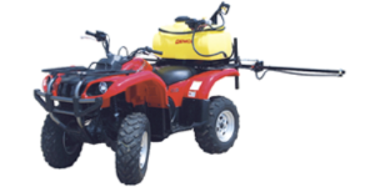 Pro Series 25 gallon ATV sprayer