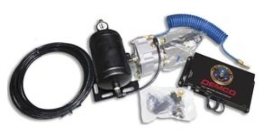 SBS Accessories Braking Systems for Towed Vehicles