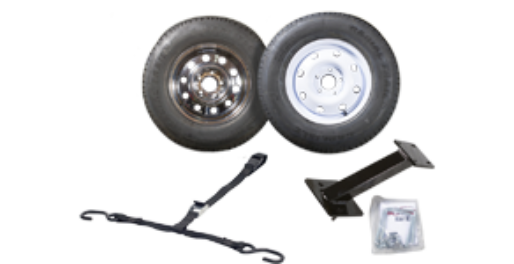 Tow Dolly Accessories